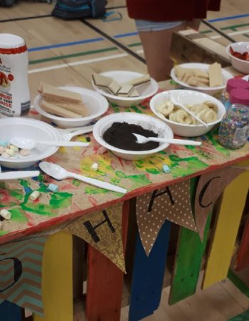 TOPP KIDS Out of School Clubs – Evergreen School