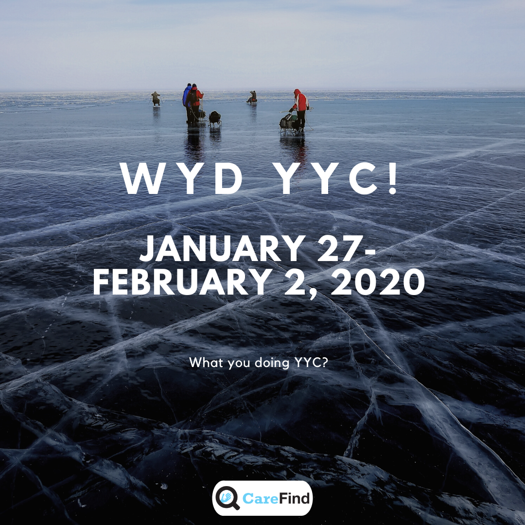 Ice Rink - CareFind's WYD YYC! January 25- February 2, 2020