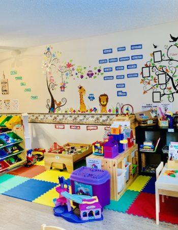 Myrna's Approved Dayhome – Child Development Dayhomes