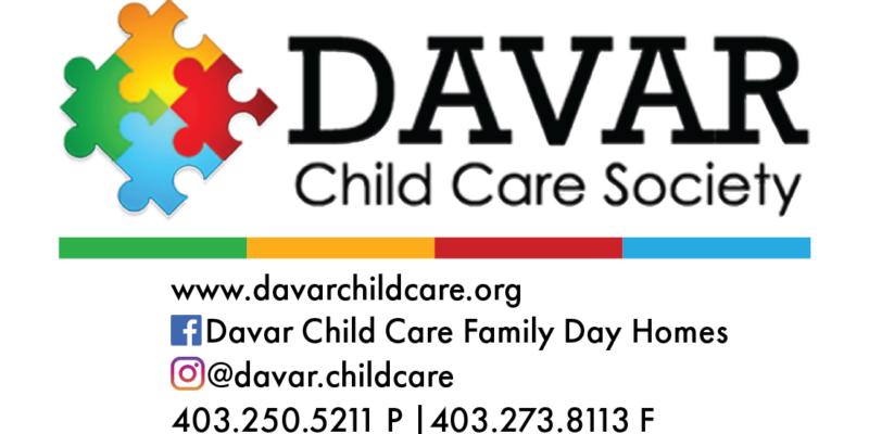 Amanda's Approved Dayhome – Davar Child Care Society
