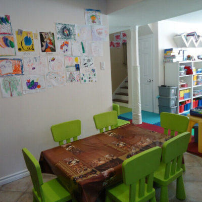 Ishrat's Approved Dayhome – Churchill Park Family Day Home Agency