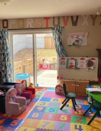 Claire's Approved Dayhome – Child Development Dayhomes