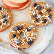 apple-ring-doughnuts